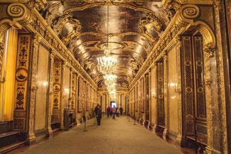 Stockholm, Schweden, Skandinavien, Die Traumreiser, Schloss