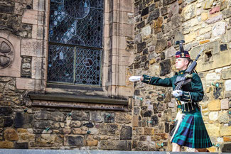 Edinburgh Castle, Schloss, Edinburgh, Die Traumreiser