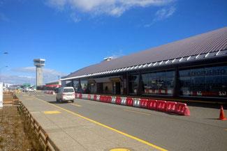 Punta Arenas, Airport, Patagonien, Südamerika, Chile, Die Traumreiser