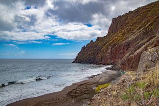 Teneriffa, Kanarische Inseln, Die Traumreiser, Küstenstraße, Las Gaviotas
