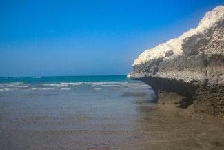 Oman, Arabien, Die Traumreiser, Muscat, Strand