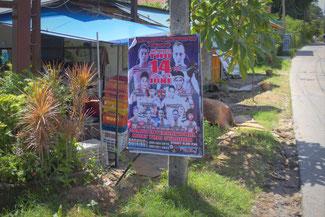 Thai Boxen, Koh Samui, Thailand, Die Traumreiser