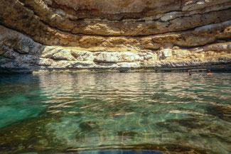 Oman, Arabien, Die Traumreiser, Bimmah Sinkhole