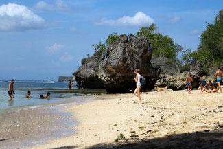 Der Labuan Sait Beach