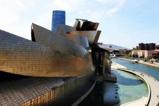 Bilbao, Baskenland, Spanien, Museum, Die Traumreiser