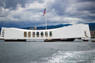 Pearl Harbor, Oahu, Hawaii, USA, Strand, Die Traumreiser