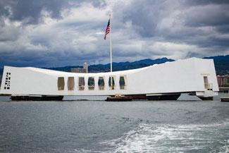 Pearl Harbor, Oahu, Hawaii, USA, Strand, Die Traumreiser