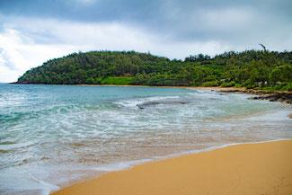 Kaliwihei Bay, Bucht, Kauai, Hawaii, Die Traumreiser