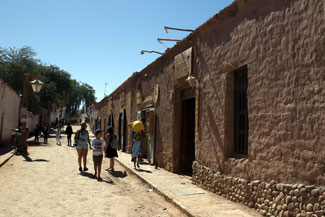San Pedro de Atacama, Atacama, Atacamawüste, Südamerika, Chile, Die Traumreiser