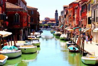 Kanal, Venedig, Italien, Die Traumreiser