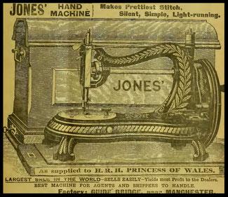 1894 Advert