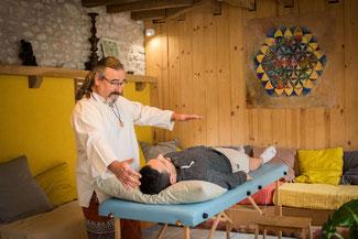 médecine alternative, stress , bien-être, soin thérapeutique, soin énergétique