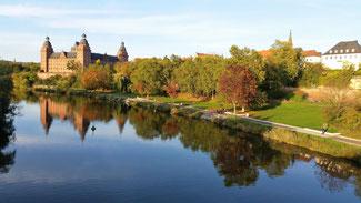 Geich habe ich fertig - ein Blick zurück auf Schloss Johannisburg