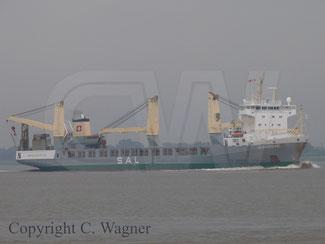 SAL Heavy Lift, Vessel ANNEMIEKE