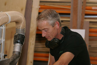 Bart van IJzendoorn, meubelmaker