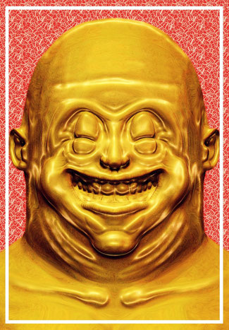 FREE WORK → Golden-Lucky-Karma-Smile