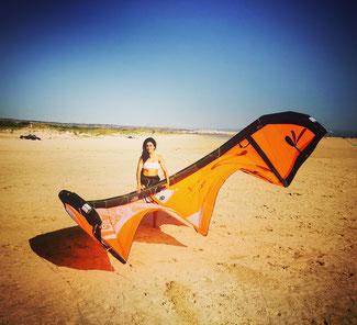 Kitesurf in Tarifa