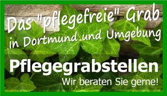 Pflegefreies Grab in Dortmund
