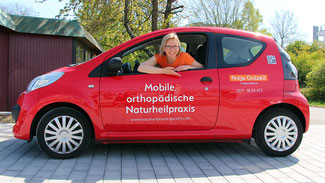 Antje Gutzeit mobile Heilpraxis