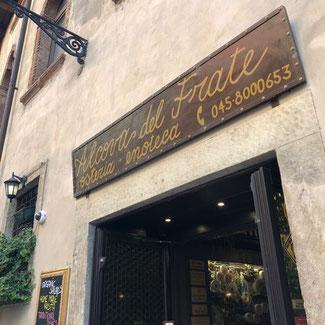Alcova del Frate, Verona