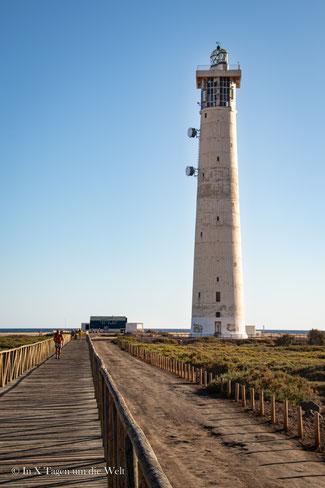 Fuerteventura Sehenswürdigkeiten Leuchtturm