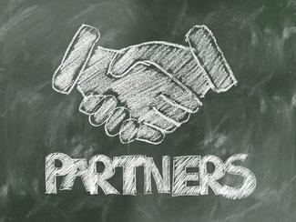 Unsere Partner und Lieferanten