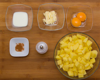 Pommes duchesse selber machen Pommes duchesse Rezept