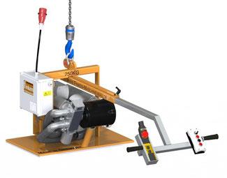 Vakuumheber für MDF-Platten und andere poröse materialien bis 400 Kg