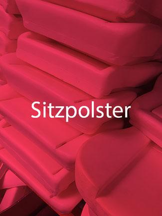 Sitzpolster / Seat / Sitzfläche / Schaums