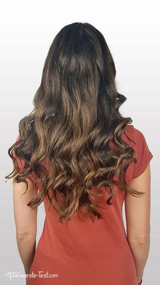 Heizwickler Locken lange Haare, lockige lange haare