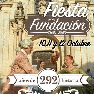 Fiesta de la Fundación en Nuevo Baztán