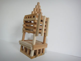 wood block play   ¥1500   販売済