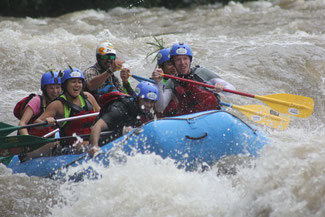 Combo: Canopy Tour & Rafting Class 2 & 3
