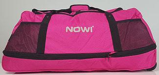 Reisetasche mit Rollen XXL leicht, Nowi Reisetasche, Nowi XXL 3-Rollen Reisetasche