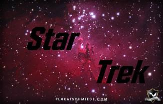 Star Trek, Weltraum, Sterne, Adlernebel