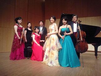 仙台 クラシック 学校公演 学校 コンサート