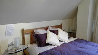 B&B De Bijenkorf - dubbele kamer met king-size bed
