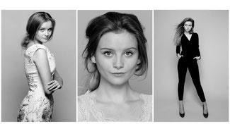 Fotos für Sedcard -149,- EUR - Fotos für Modelbooks - Headshot und Bodyshot - Dirk Brzoska Fotografie aus Leipzig