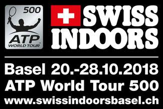 Logo Swiss Indoors Baesl
