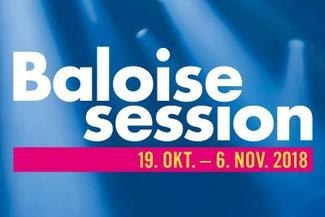 Logo Baloise Session