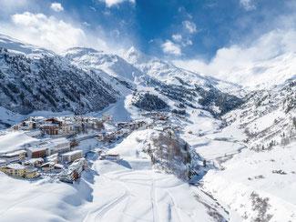 Transfer Innsbruck Airport to OBERGURGL