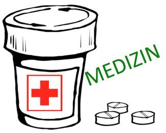 Pillen Medikament