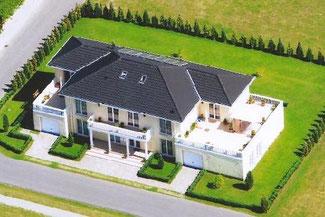 14621 Schönwalde-Glien, Traumhafte Villen-Eigentumswohnung mit Dachterrassen in Schönwalde-Glien, Havelland, Wohnung kaufen in Schönwalde-Glien - ImmobilienSout24