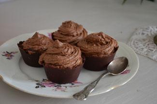 mousse chocolat caraïbe Valrhôna