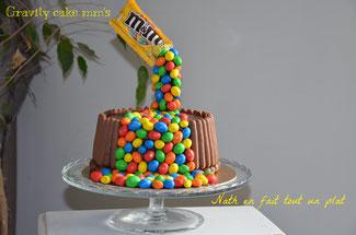 gravity cake mm's