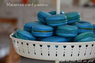 curd passion macaron felder