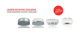 Telenot Rauchmelder /  Thermomelder presented by SafeTech
