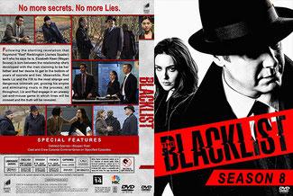The Blacklist Saison 8 V3