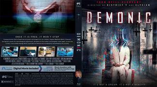 Demonic (2021) Blu-ray + UHD