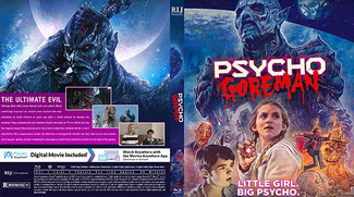 Psycho Goreman (2021) Blu-Ray